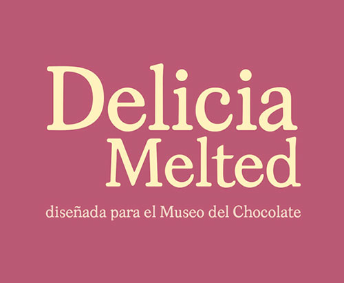 Delicia Melted Free Font