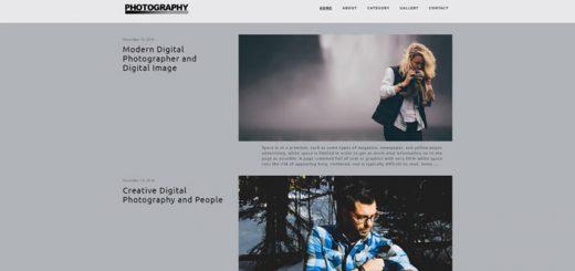 Photography Blog